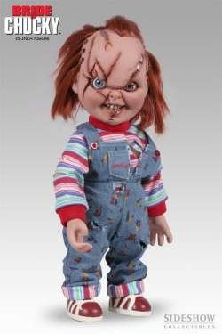 Childs Play 15inch Chucky (Battle Damaged) Doll