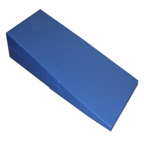 The Beam Store Folding Incline Cheese Mat, Royal Blue