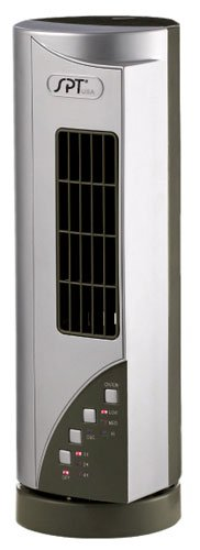 SPT SF-1530I Mini Tower Fan with Ionizer
