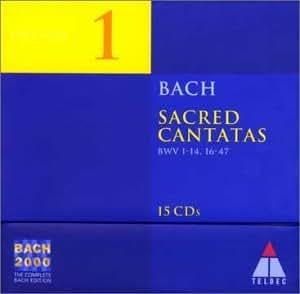 V1 Pt1 Sacred Cantatas: Bach 2