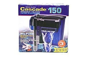 Penn Plax Cascade 150 GPH Power Filter