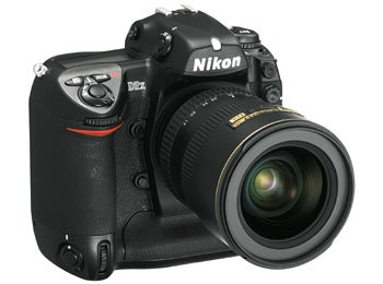 Nikon D2X Digital SLR Camera (Body Only)