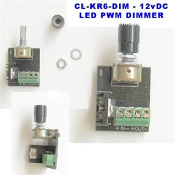 led pwm dimmer 12v on off control heavy duty 6 amps wall dimmer switches. Black Bedroom Furniture Sets. Home Design Ideas