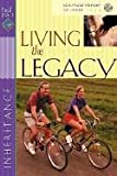 img - for Living the Legacy with CD (Audio) (First Place Bible Study) book / textbook / text book