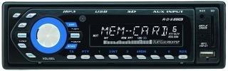 "Autoradio MEGAKICK ""Tahiti"" RDS. 4x40 W."