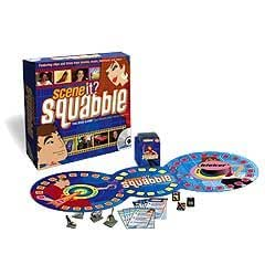 Scene It? Squabble DVD Game Screenlife
