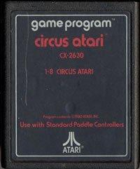 Circus Atari - Atari - 2600