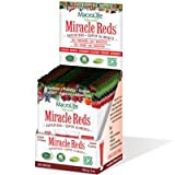 Macro Life Naturals Miracle Reds, Anti-oxidant Super Food Supplement, Great Berry Flavor