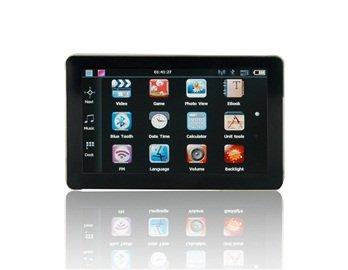 TM706B 7 TFT Touch Screen WINS CE5.0 Car GPS
