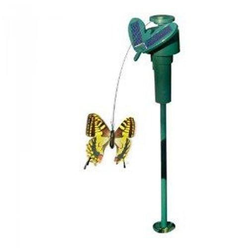 Creative Motion Solar Butterfly Light