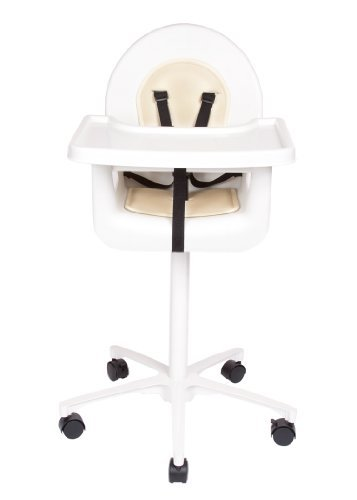 Baby Cargo High Chair - Bone (Beige) - 1