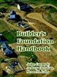 img - for Builder's Foundation Handbook book / textbook / text book