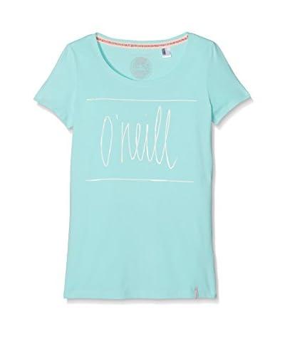 O'Neill T-Shirt Lg Script S/Slv rosa