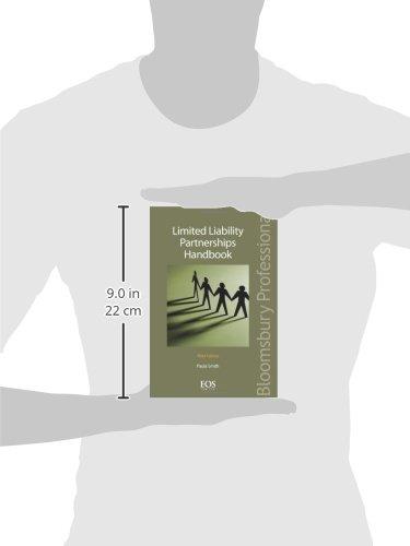 Limited Liability Partnerships Handbook