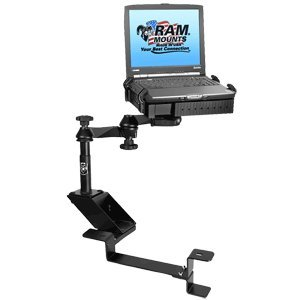 New No-Drill Vehicle Laptop Mounts Chevy & GMC