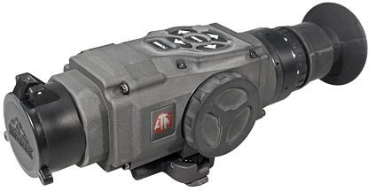Atn Thor640-1.5-12X 30 Hz 17 Micron Night Vision Scope, 30Mm