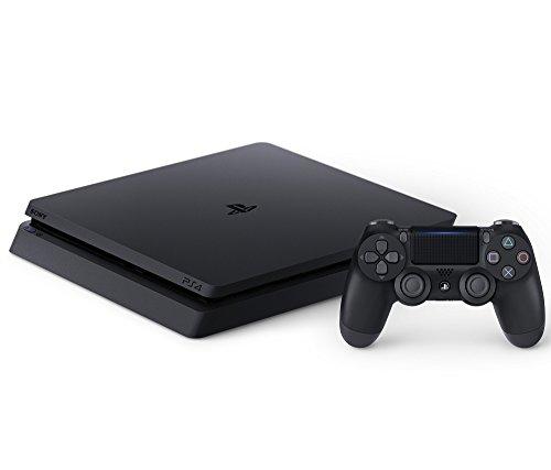 PlayStation 4 ジェット・ブラック 1TB(CUH-2000BB01)