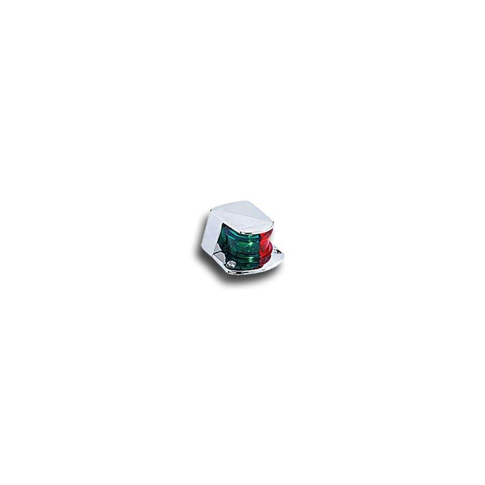 6375D6 Red/Green Zamak Bow Light (ATTWOOD)