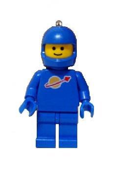 LEGO® 852814 Schlüsselanhänger Blauer Astronaut
