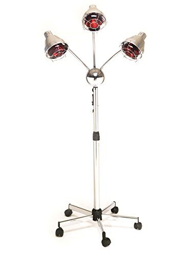 Pibbs 3 Headed Lamp With Deluxe Base And Chrome Arms (Model: Tl931) front-321102