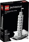 レゴ アーキテクチャー ピサの斜塔 21015