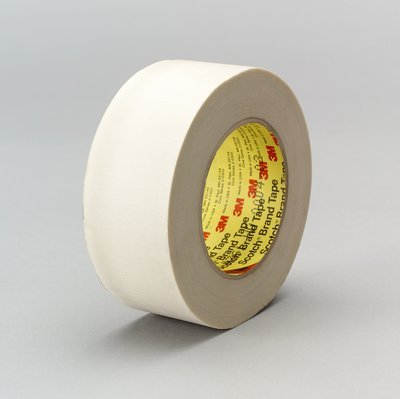 (3M 361) (3M Id Number 70006380086) 3M(Tm) Glass Cloth Tape 361 White Mini Case, 8 In X 60 Yd 7.5 Mil, 4 Per Case Bulk [You Are Purchasing The Min Order Quantity Which Is 4 Rolls]