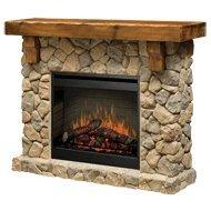 Dimplex Fieldstone Electric Fireplace photo B0071MD8FE.jpg