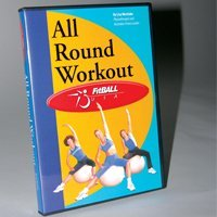 FitBALL All Round Workout DVD with Lisa Westlake