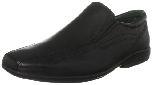 Hush Puppies Men's Modem Black Loafer H13887000 10 UK