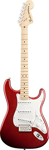 Fender American Special Stratocaster, Maple Fretboard - Candy Apple Red