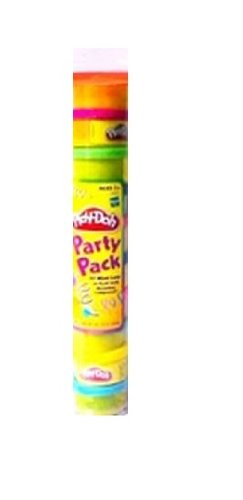 Play Doh Party Pack Tube 10-Count (3-Pack)