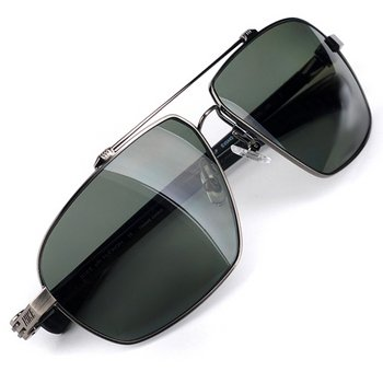 Nike Supercharged 100P Flexon Aviator Sunglasses