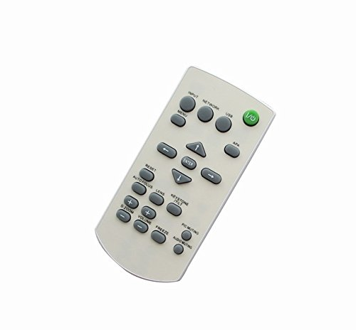 Universal Replacement Remote Control Fit For Sony Vpl-Dx126 Vpl-Dx146 Vpl-Ex2 3Lcd Projector
