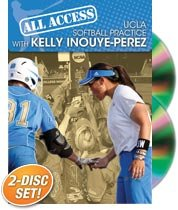 Kelly Inouye-Perez: All-Access UCLA Softball Practice (DVD) by Championship Productions