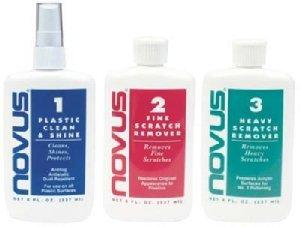 3 part plastic polish