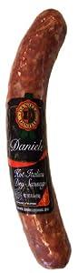 Hot Italian Dry Sausage by Daniele
