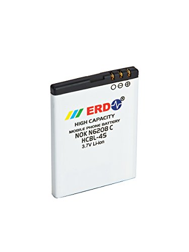 ERD 820mAh Battery (For Nokia 6208 C/Karbonn D325/Sony Ericsson W598)