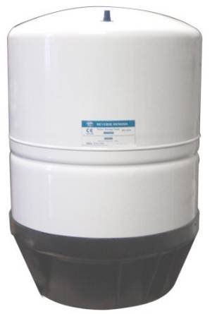Crystal-Clear-Reverse-Osmosis-Storage-Tank-14-Gallon-White