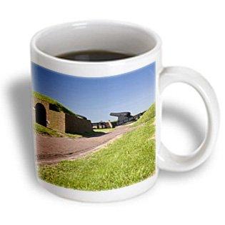 Danita Delimont - Fortifications - Maryland, Baltimore, Paths At Fort Mchenry - Us21 Bbr0020 - Brent Bergherm - 15Oz Mug (Mug_90795_2)