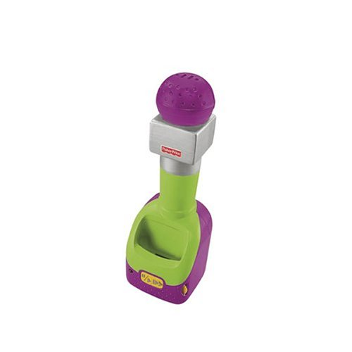 Fisher Price On-The-Go Microphone - Buy Fisher Price On-The-Go Microphone - Purchase Fisher Price On-The-Go Microphone (Fisher-Price, Toys & Games,Categories,Music,Karaoke)