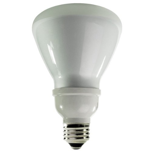 Tcp 2R301631K Cfl R30 - 65 Watt Equivalent (16W) Warm White (3100K) Flood Light Bulb