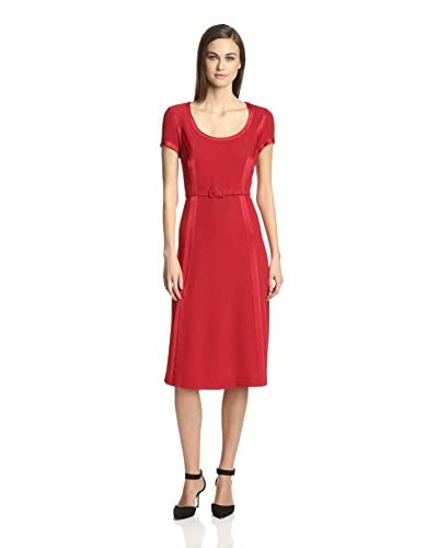 Zelda Women's Melinda Dress with Satin Trim