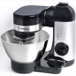 ForSale Westinghouse SA61950 Stand Mixer Stainless Steel  Black