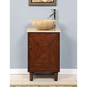 silkroad exclusive single Bathroom Vanity, hyp-0225-20 in under 30 inches