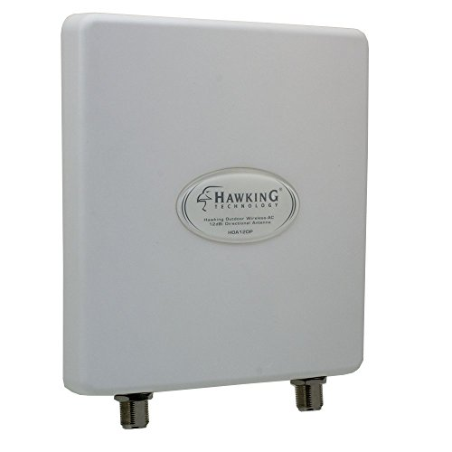 Hawking Technology Outdoor Wireless-AC 12dBi Directional Antenna (HOA12DP) (Outdoor Internet Antenna compare prices)