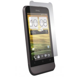 1 x TRANSPARENT Screen Protection für HTC ONE V - Displayschutzfolien für HTC ONE V !