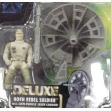 Hoth Rebel Soldier with Anti Vehicle Laser Cannon
