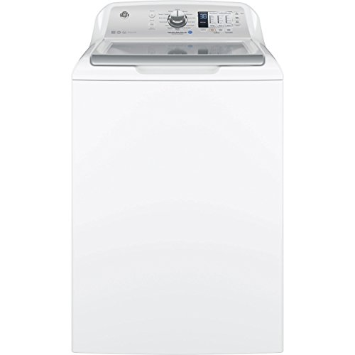GE 4.6 Cu. Ft. White Top Loading Washer (Top Loading Washing Machines compare prices)