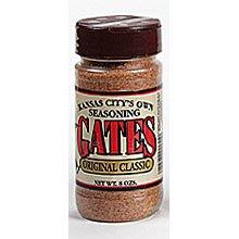 Gates Dry Rub Seasoning - Original R01