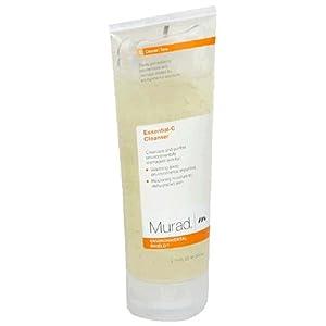 Murad Environmental Shield Essential-C Cleanser, Step 1 Cleanse/Tone, 6.75 fl oz (200 ml)